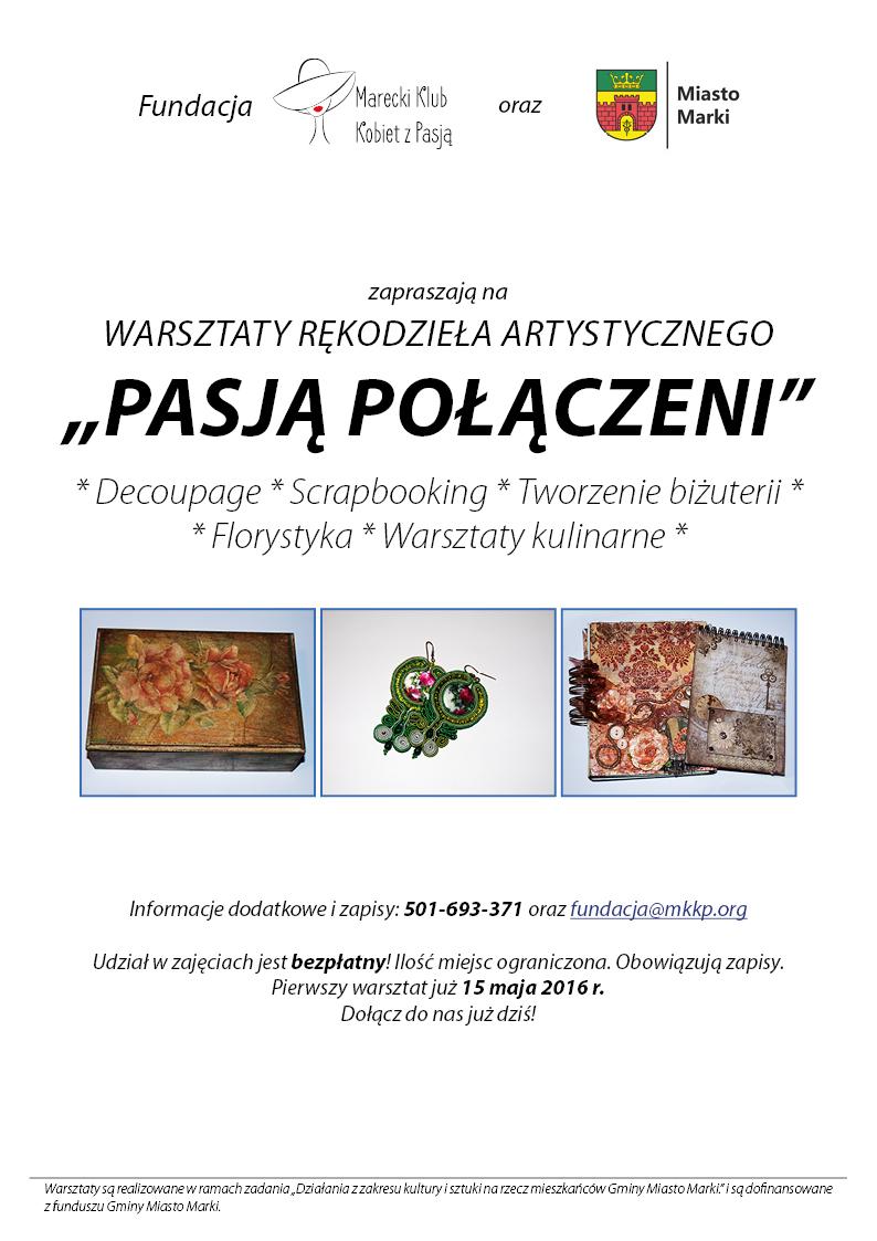 Warsztaty Pasja Polaczeni